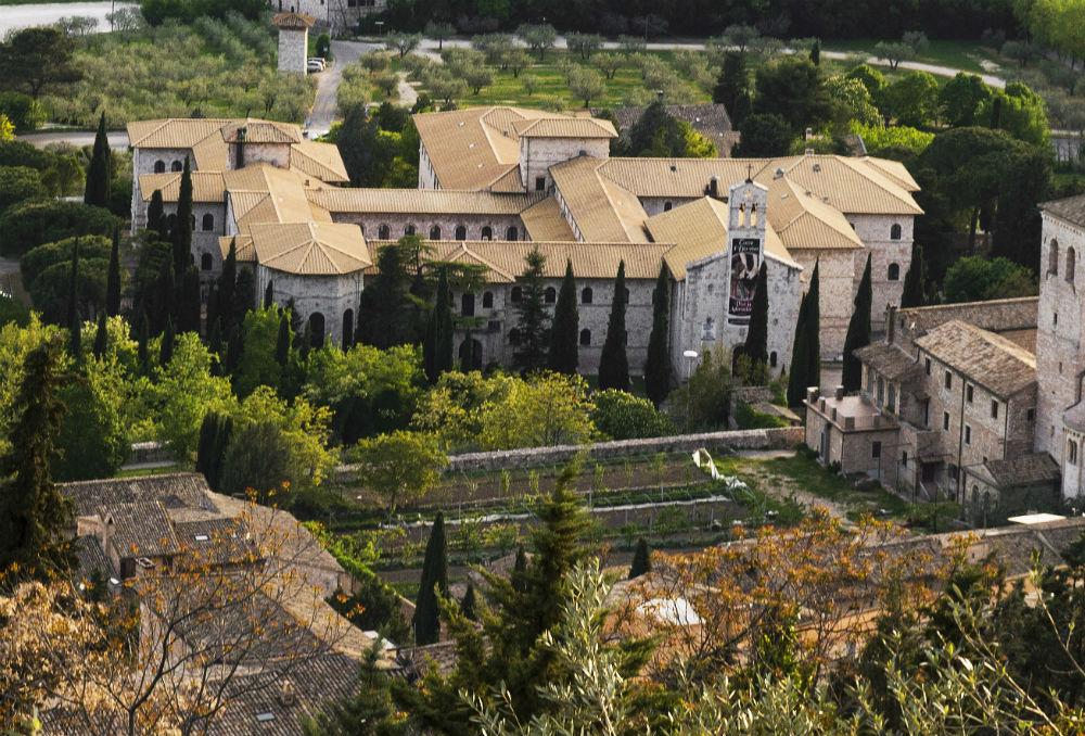 L'Istituto Serafico di Assisi,