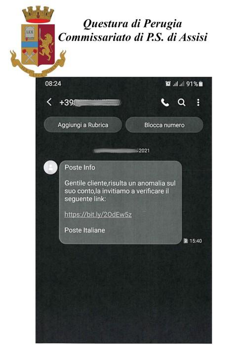 I messaggi ricevuti