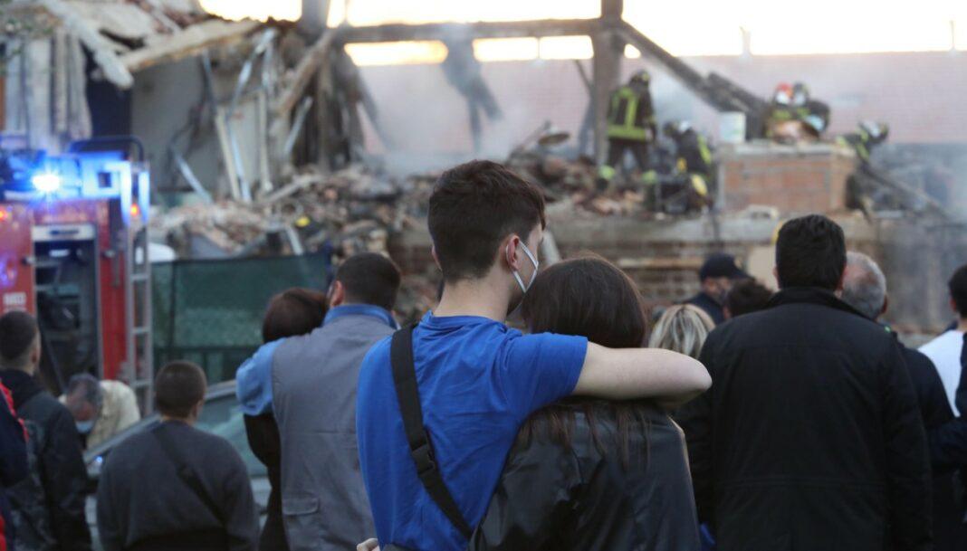 Poco dopo l'esplosione dell'azienda