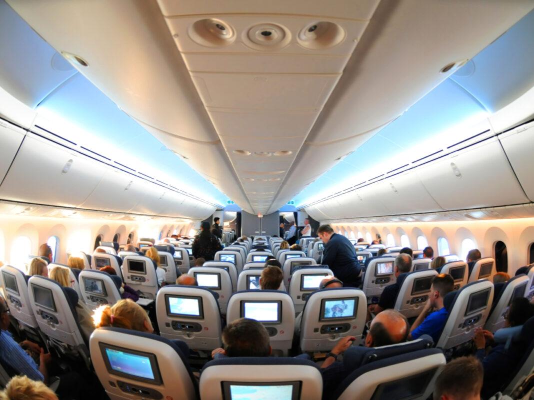 Un volo British Airways