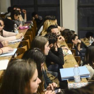 Studenti dell'Università di Perugia