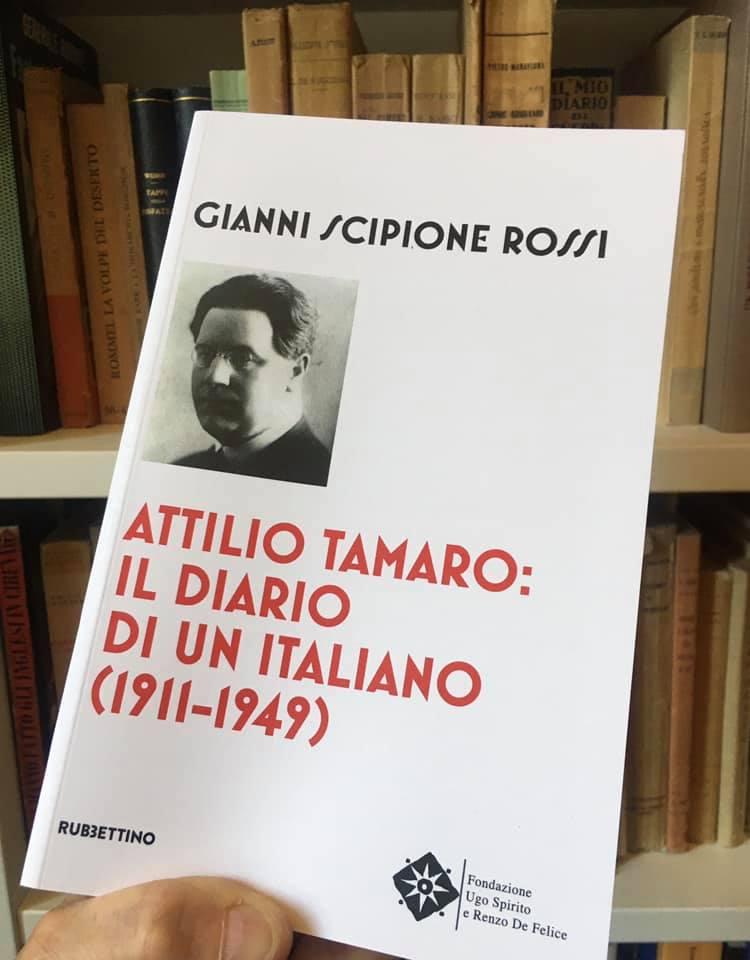 Il libro di Gianni Scipione Rossi