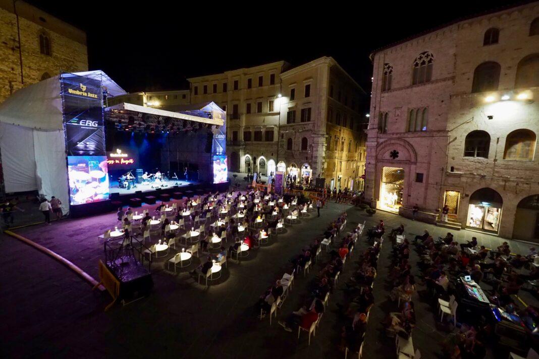 Un concerto a Umbria Jazz Winter