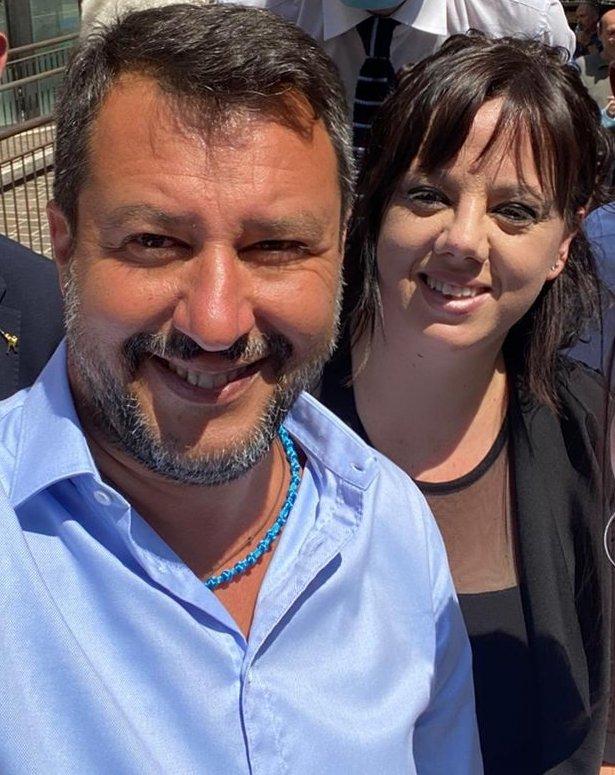 Puletti con Salvini