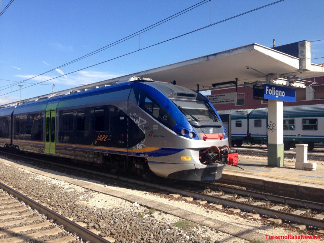 La stazione di Foligno