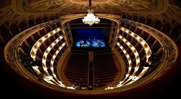 Il teatro Belli
