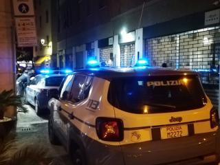 Controlli della Polizia a Terni
