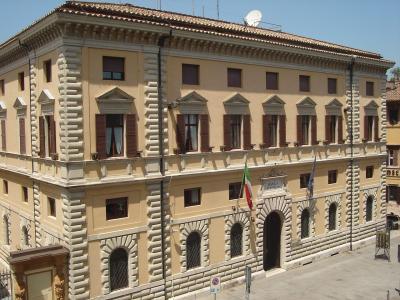La sede di Banca d'Italia