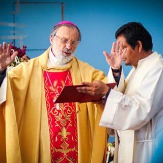 Monsignor Ivo Baldi Gaburri