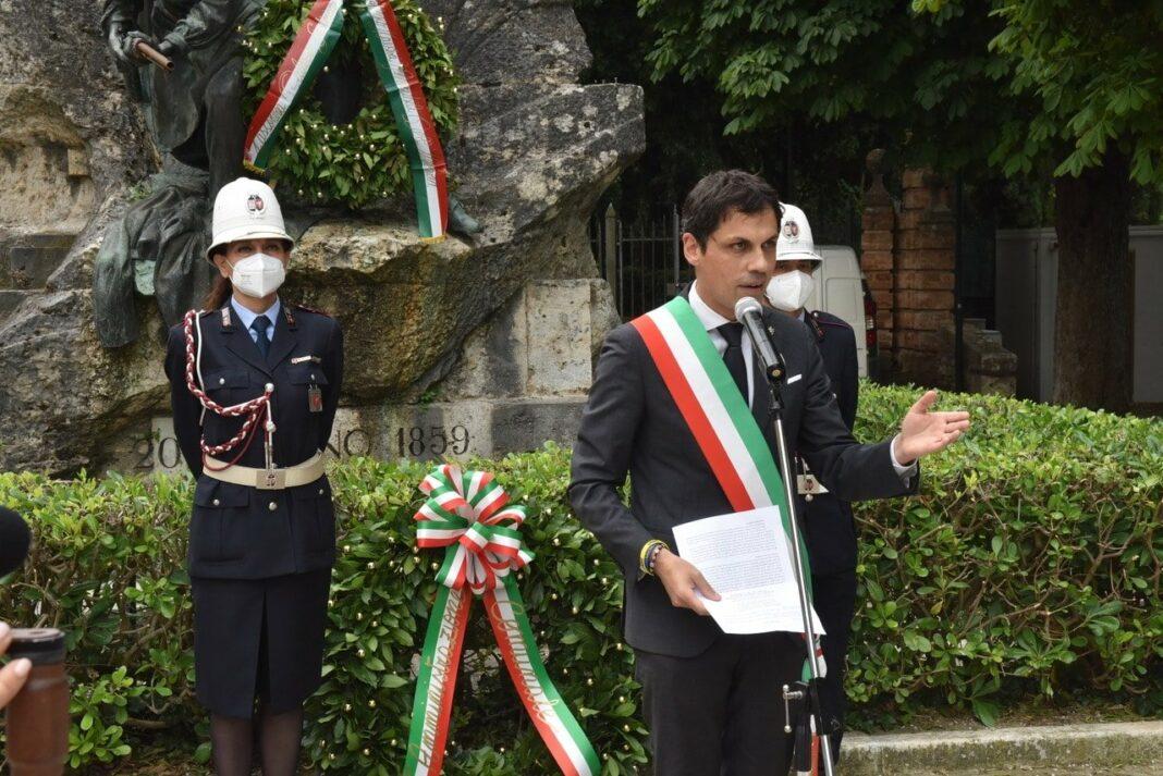 Il sindaco Andrea Romizi