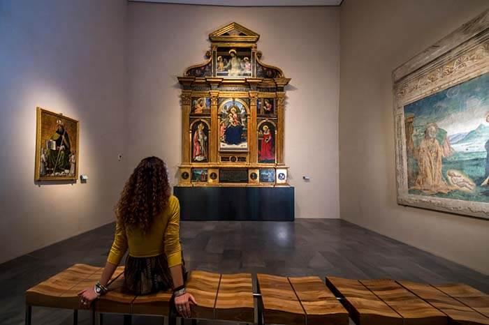 La Galleria nazionale dell'Umbria