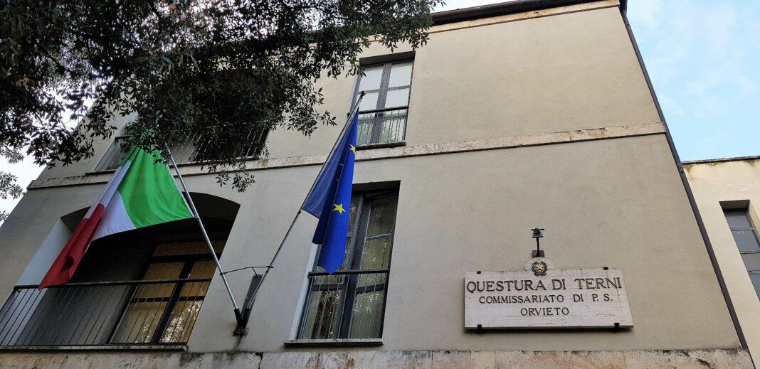 Il commissariato di Orvieto