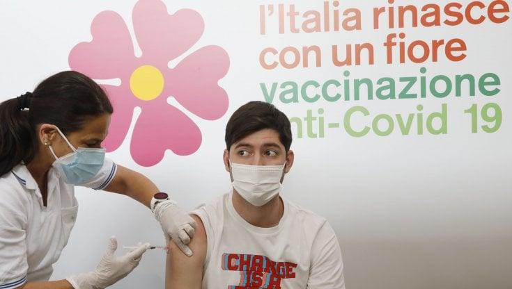 Una vaccinazioneUna vaccinazione