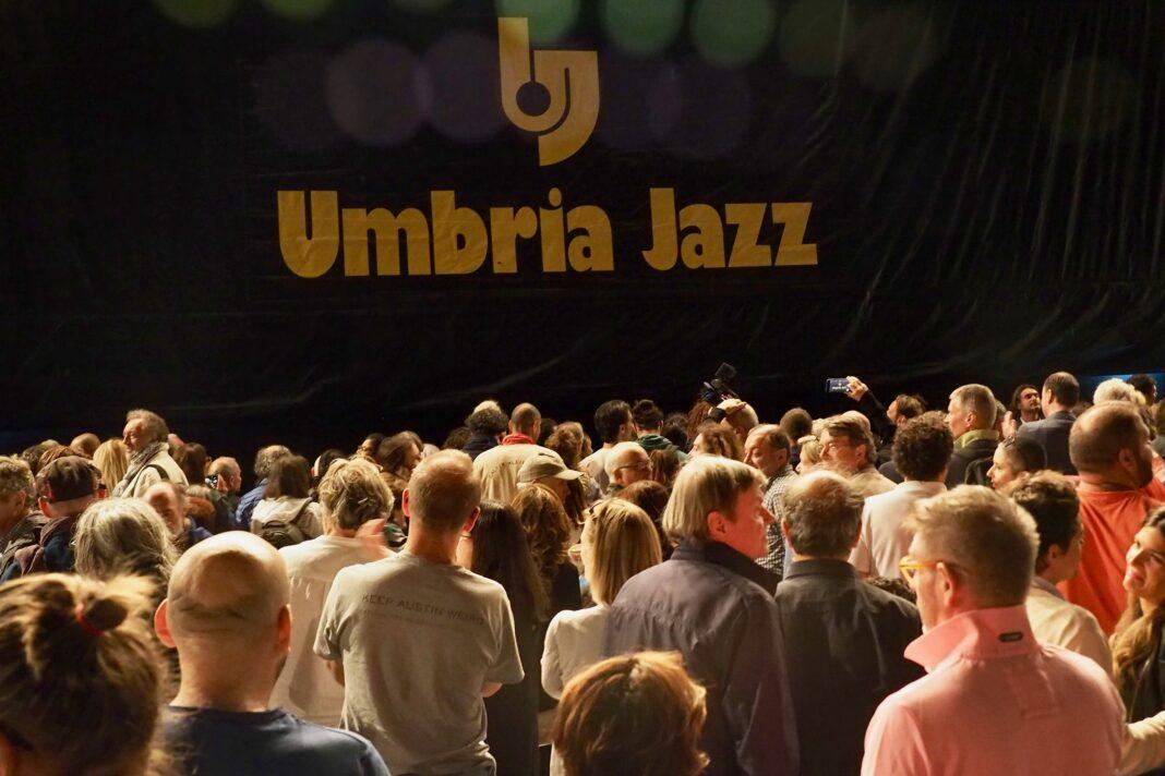 Un concerto a Umbria Jazz