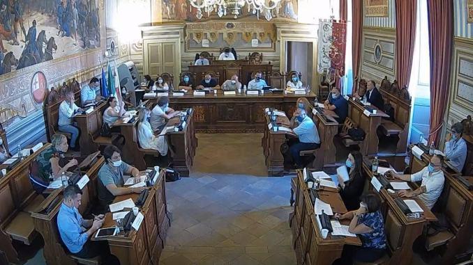 Il consiglio comunale di Foligno