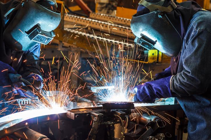 Operai metalmeccanici
